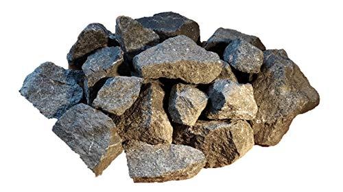 20 kg Deutsche Basalt Saunasteine