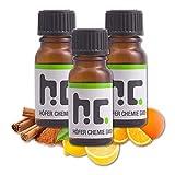 Höfer Chemie Duft Set 6 - mit 4 Düften - Zitrone, Zimt, Orange, Vanille