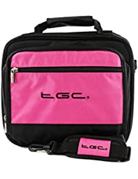 Curtis DVD1057 7-inch Portable DVD player Twin compartment Case Bag by TGC ®