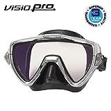 Tusa tauchmaske Visio Pro - einglas taucherbrille UV filter erwachsene profi
