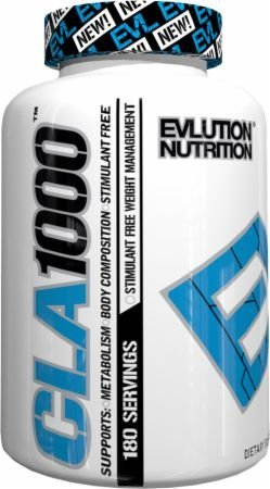 Evlution Nutrition CLA 1000 180 Servings