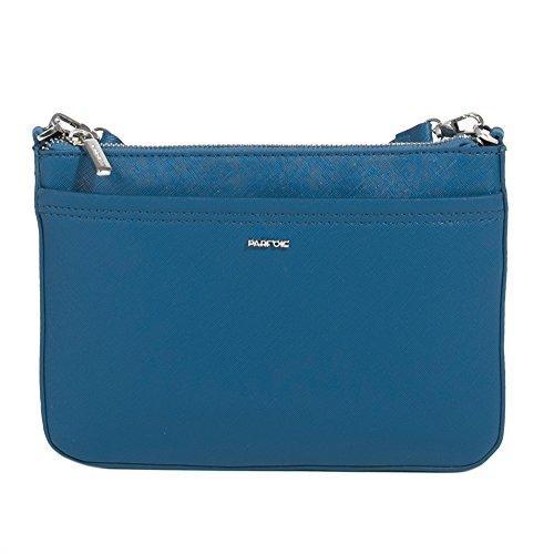Parfois - Clutch - Bandolera Lalala - Mujeres - Tallas M - Inglés Azul