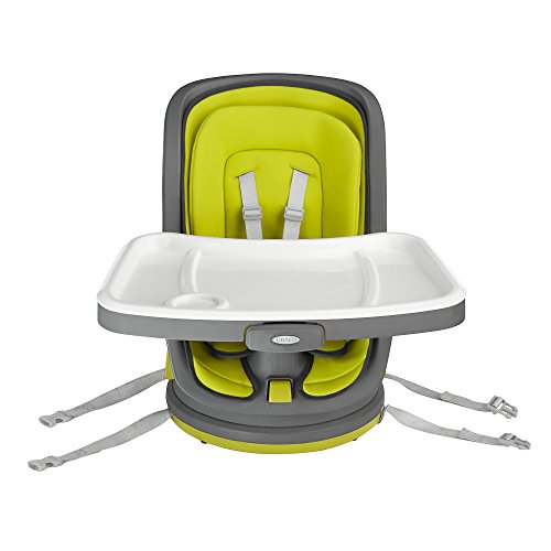 Graco Swivi Booster Highchair - Key Lime