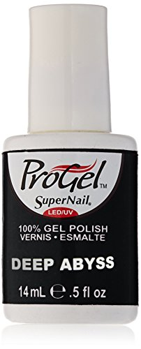 SuperNail ProGel LED/UV Vernis à Ongles - Deep Abyss - 14ml
