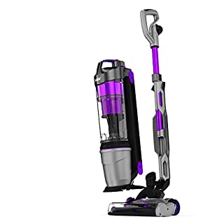 Vax UCUESHV1 Air Lift Steerable Pet Pro Vacuum Cleaner, 1.5 Liters, Black/Purple