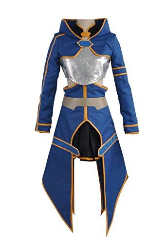 - Silica Cosplay Kostüm
