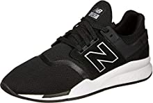 New Balance 247v2, Baskets Homme, Noir (Black Black), 40.5 EU