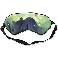 Cute Kitten Cat Sleep Eyes Masks - Comfortable Sleeping Mask Eye Cover For Travelling Night Noon Nap Mediation... preisvergleich bei billige-tabletten.eu