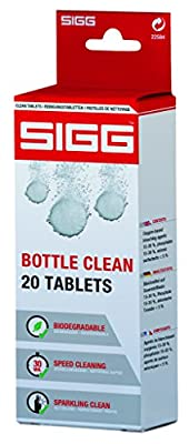 SIGG Cleaning Tablets for Drinking Bottles