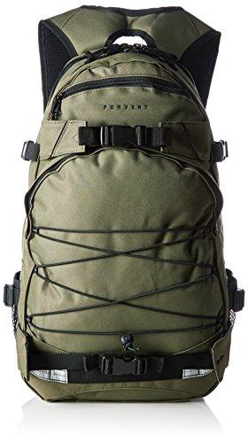 Preisvergleich Produktbild FORVERT Backpack Laptop Louis, Olive, 51 x 29.5 x 15 cm, 26.5 Liter, 880192