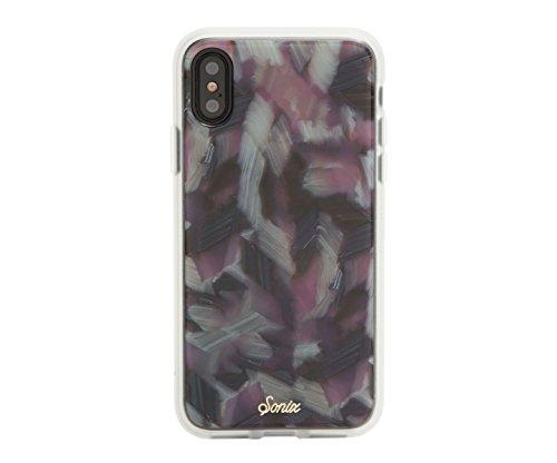 Sonix Luxe deliktrechts für Apple iPhone X–Pink/Violett