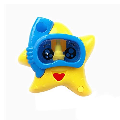 Dapei Bubble Machine Star Automatische Bubble Maker Gebläse Bad Spielzeug für Baby Spaß Bad Baby Shower Geburtstag Gefälligkeiten -