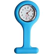 Luce blu spilla tipo infermieri orologio da taschino in (Tipo Taschino)