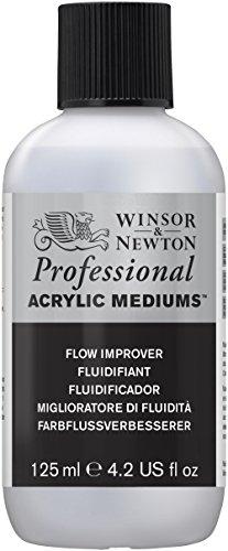 Winsor & Newton - Fluidificante per colori acrilici, 125 ml