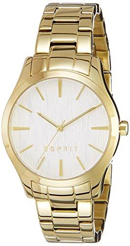 Esprit Damen-Armbanduhr Audry Analog Quarz Edelstahl ES108132005