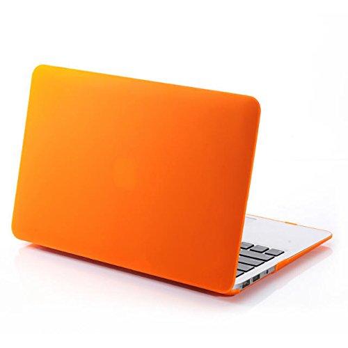 Extreme® Matte Shell Fall, superdünn gummiert seidenmatten Schutz Hard Shell Schutzhülle für Apple MacBook Air/Pro Pro 13