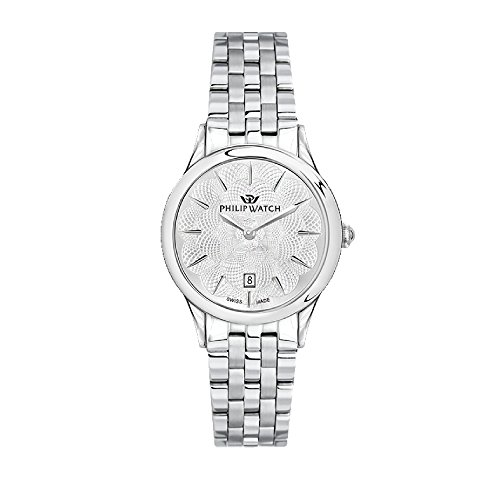 PHILIP WATCH Womens Analogue Quartz Watch with Stainless Steel Strap R8253596501