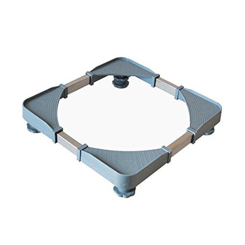 NUBAO Multifunktionale Feste Einstellbare Basis Waschmaschine Trockner Kühlschrank Schrank Klimaanlage Teleskop 4 Fuß Hellblau