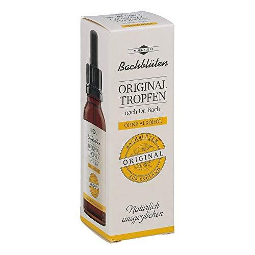 Bachblüten Murnauer Original Tropfen ohne Alkohol 20 ml