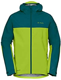VAUDE Moab Rain Jacket Regenjacke für Mountainbiker Wasserdicht winddicht  Chaqueta 813dccd9df8ad