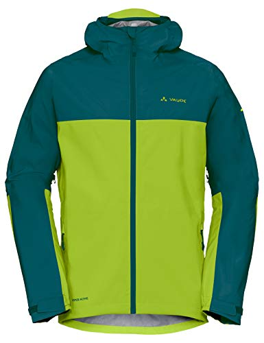 VAUDE Herren Moab Rain Jacket, Regenjacke für Mountainbiker