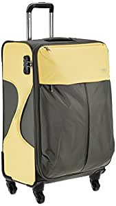 Cherokee SS14 Polypropylene Green Softsided Suitcase (400012719318)