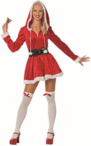 Damen Kostüm sexy Weihnachtsfrau Weihnachten Nikolaus ()