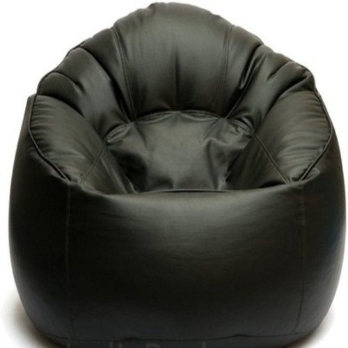 Mr.Lazy ml1 XXL Size Bean Bag without Beans (Black)