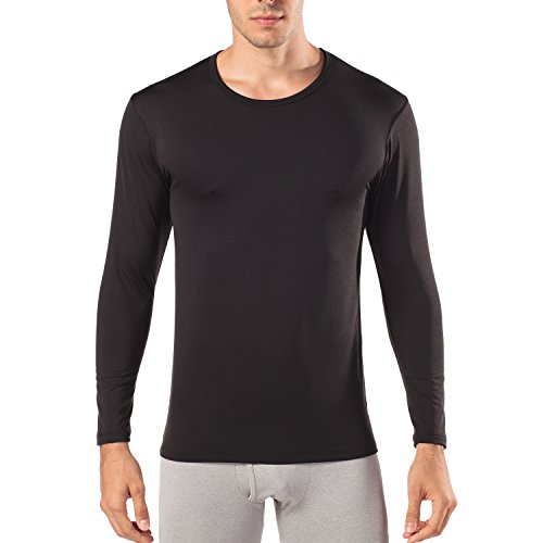 lapasa-mens-2-pack-fleece-lined-thermal-tops-warmth-without-bulkiness-long-sleeve-vests-t-shirts-und