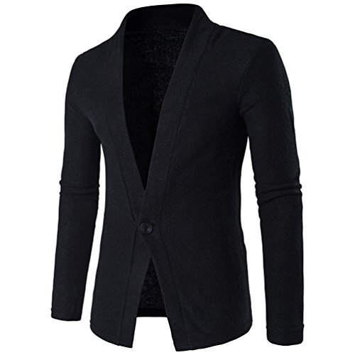MILEEO Cardigan for Men's 20 Color 15