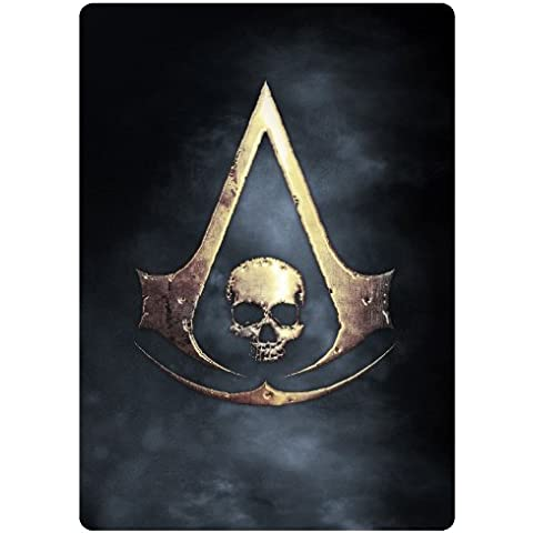Assassin's Creed Iv: Black Flag - Skull Edition (Collector's Edition) [Importación Italiana]