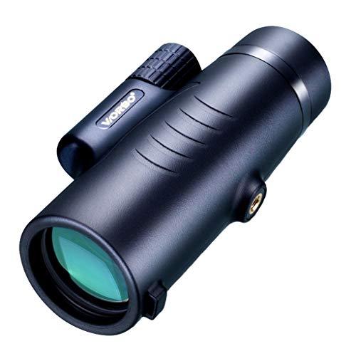 Teleskope Monokulare Kompakte Nachtsichtbrille Tragbarer Reise-Spiegel 10x42 Hochauflösendes Kinder Erwachsene Monokulare Mit Umhängeband Und Tragetasche