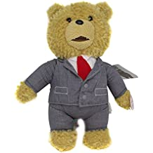 TED PELUCHE DOURS PARLANT TED EN COSTUME 30 CM