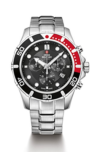 41Lg9pusYcL - Swiss Military SM34044.01 By Chrono Mens watch