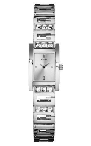 GUESS Analog Silver Dial Women's Watch - W85119L1 image