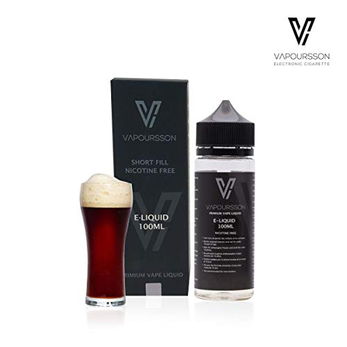 Vapoursson 100ml Cola 0mg E-Liquido | Shortfill botellas