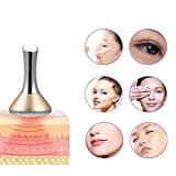 chen Small Dumbbell Magnetic Micro-Vibration Cream Household Facial Beauty Cleansing Instrument Elastic Facial Mask Massager