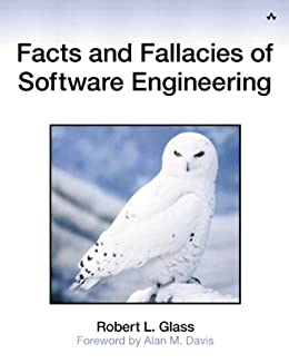 Facts and Fallacies of Software Engineering par [Glass, Robert L.]