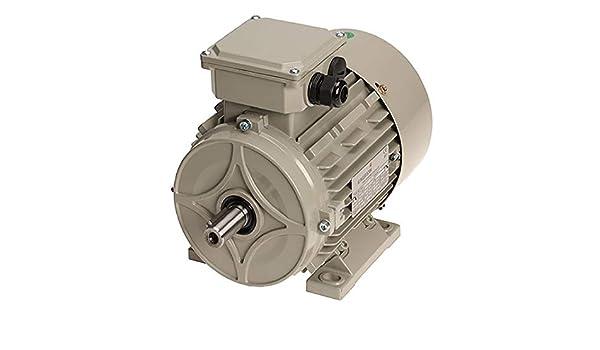 Drehstrommotor Energiesparmotor S1 1,1kW IE3 1430 U//min 3Ph-230//400V B35 4-polig