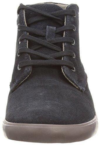 Negro De De Superior La Torbay Moda Masculina Clarks Parte Negro ducha Zapatos UgExX