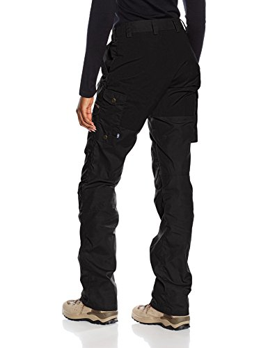 Fjällräven Barents Pro Donna Trousers W Pantaloni Lunghi Black