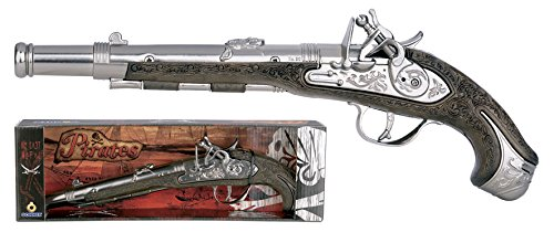 Gohner 33 x 10.5 cm, The Caribbean Pirate's Island-Pistole