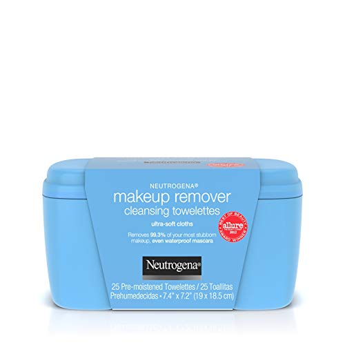 Make-up Remover Cleansing Towelettes (Neutrogena Makeup Remover Cleansing Towelettes 25 Pc (Makeup Entferner))
