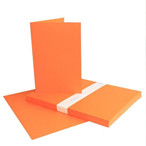 range - Premium QUALITÄT - 11,5 x 17 cm - sehr formstabil - für Drucker geeignet! - Qualitätsmarke: NEUSER FarbenFroh! ()