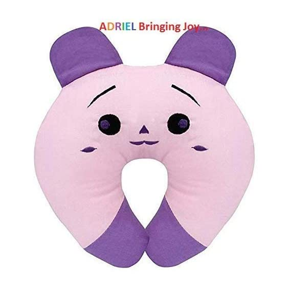 ADRIEL BRINGING JOY Soft Pillow | Baby Head Shaper |New Born Baby Head Shaping Pillow | Baby Nursing Pillow I Baby Pillow for Baby Head | Baby Pillow (0-12) Months