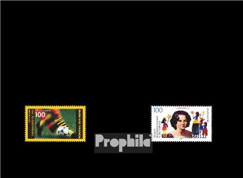 Prophila BRD (BR.Deutschland) 1833,1834 (kompl.Ausgaben) 1995/96 Sondermarken (Briefmarken für Sammler)