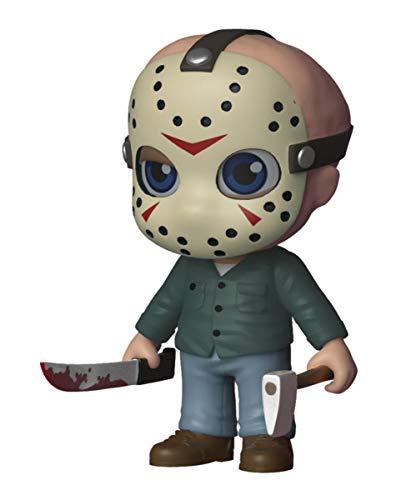 Funko 5 Star Horror Vinyl Figur Jason Voorhees als Freitag der 13. Lizenzartikel (Jason Outfit Voorhees)