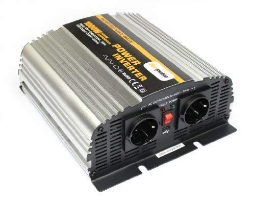 Spannungswandler MS 12V 1000/2000 Watt Inverter Wechselrichter
