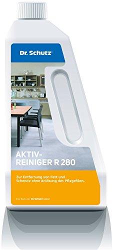 CC Dr. Schutz Aktivreiniger R 280 750ml Aktiv-Reiniger für Bodenbeläge Fettlöser