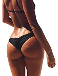 ZAIQUN 2016 Nuevo Mujeres Tangas Bikini de Playa Moda Bañador Trajes de Baña